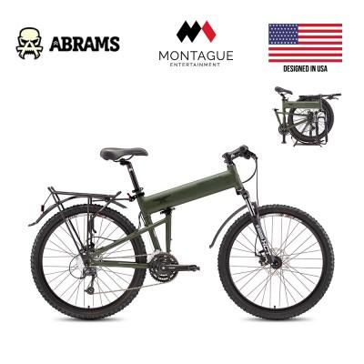 Тактический складной десантный велосипед Montague Paratrooper (ПОД ЗАКАЗ)