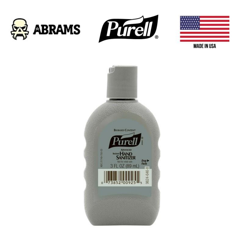 Гель антибактериальный антисептик Purell Instant hand sanitizer Standard Military Issue 89 ml
