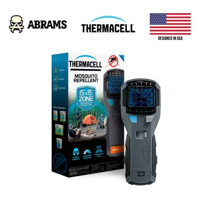 Устройство от комаров ThermaCELL MR450 Armored Portable Mosquito Repeller + картриджи на 12 ч
