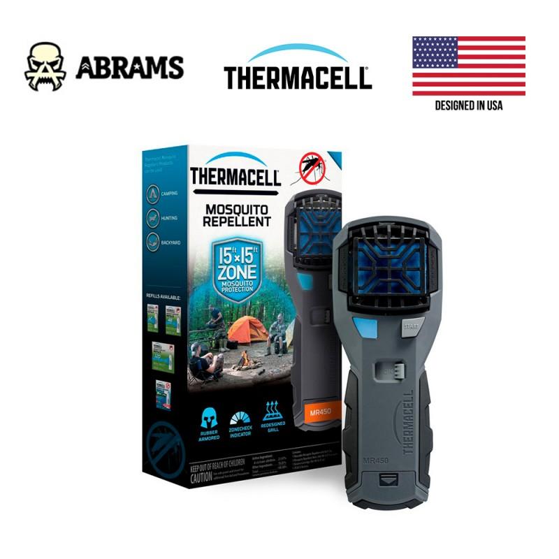 Устройство от комаров ThermaCELL MR450 Armored Portable Mosquito Repellent + картриджи на 12 ч