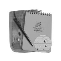 Всепогодные блокноты, ручки и защитные кейсы Pelican