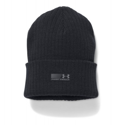Шапка Under Armour Truck Stop Beanie Black