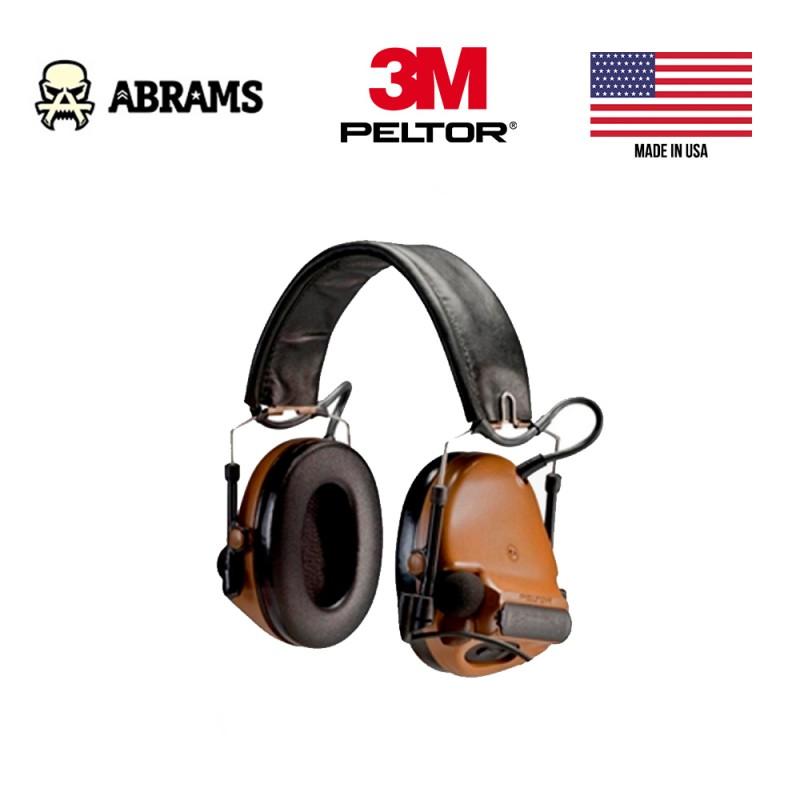 Активные наушники PELTOR 3M™ ComTac™ III Black