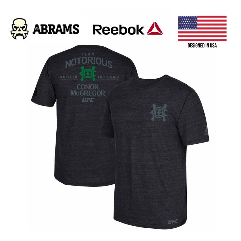 Футболка Reebok UFC McGregor Team Notorious Tee