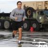 Шорты спортивные US ARMY PT SHORTS