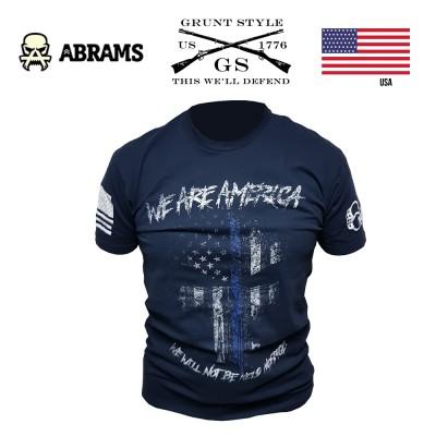 Футболка Grunt Style American Flag