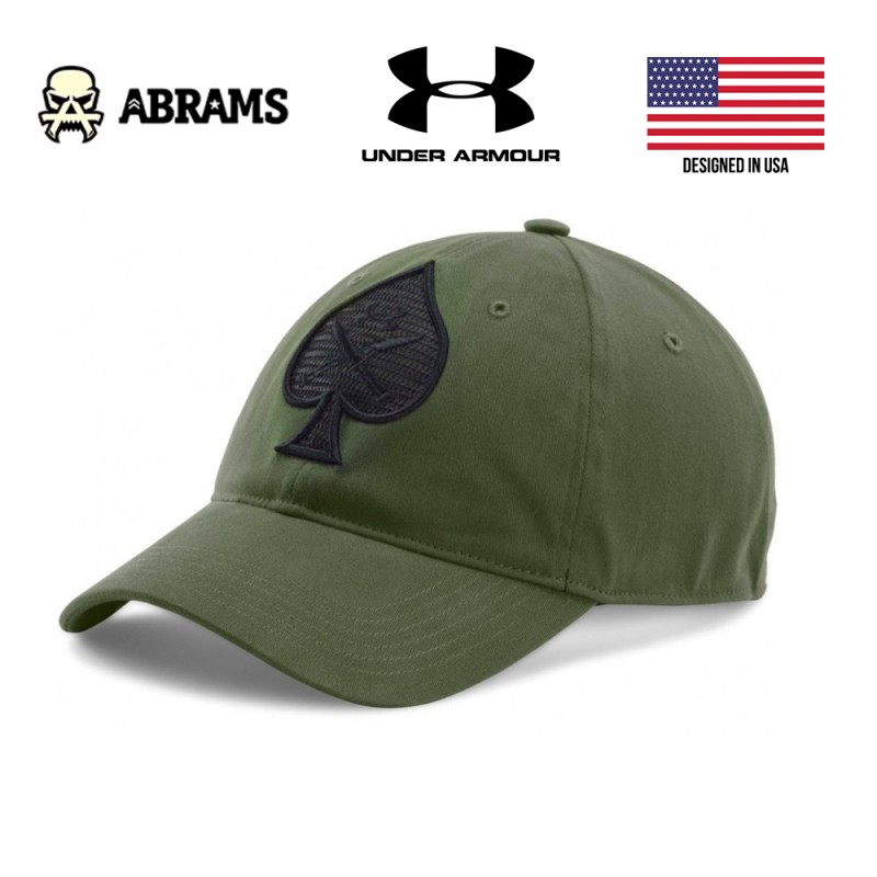 Кепка Under Armour UA Tactical Spade - Marine Od Green
