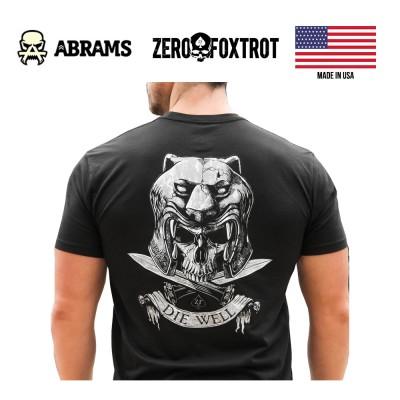 Футболка Zero Foxtrot Tigris
