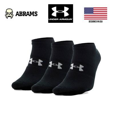 Носки Under Armour HeatGear® SoLo – 3-Pack (3 пары)