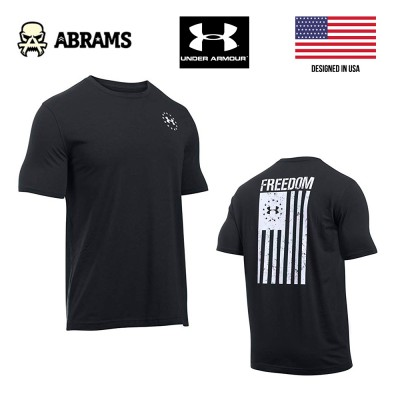 Футболка Under Armour Men's Freedom Flag T-Shirt