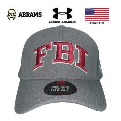 Кепка Under Armour FBI Quantico Virginia Baseball Hat