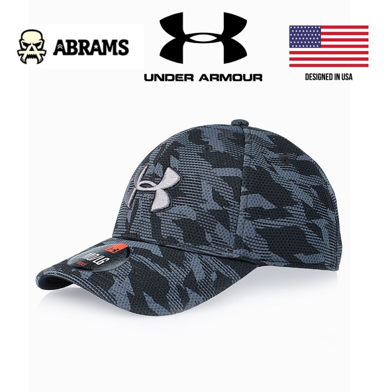 Кепка Under Armour Printed Blitzing Stretch Fit Cap