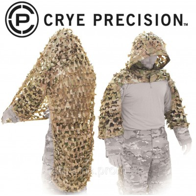 Гилли маскировочное Crye Precision Compact Assault Ghillie