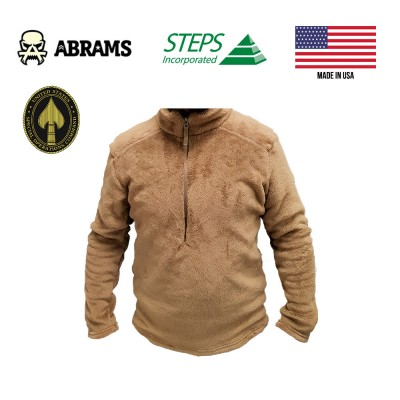 Куртка флис PCU Level 3  Coyote Steps. Inc.