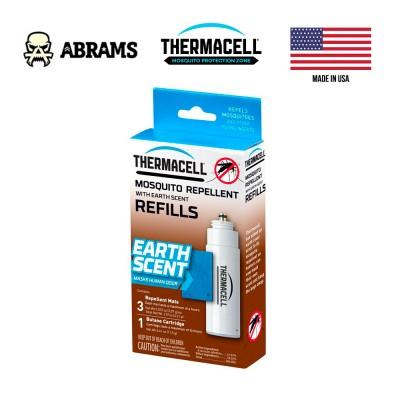 Набор картриджей 3H для антимоскитных устройств Thermacell Mosquito Repellent  Refills with Earth Scent