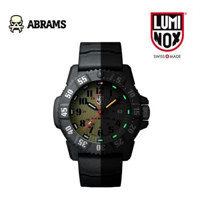 Часы Luminox Carbon Seal 3813 с тритиевой подсветкой