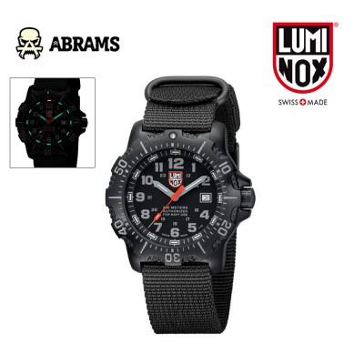 Часы Luminox Sea ANU 4200 Black Dial Black Nylon Mens Watch 4221.CW с тритиевой подсветкой (ПОД ЗАКАЗ)