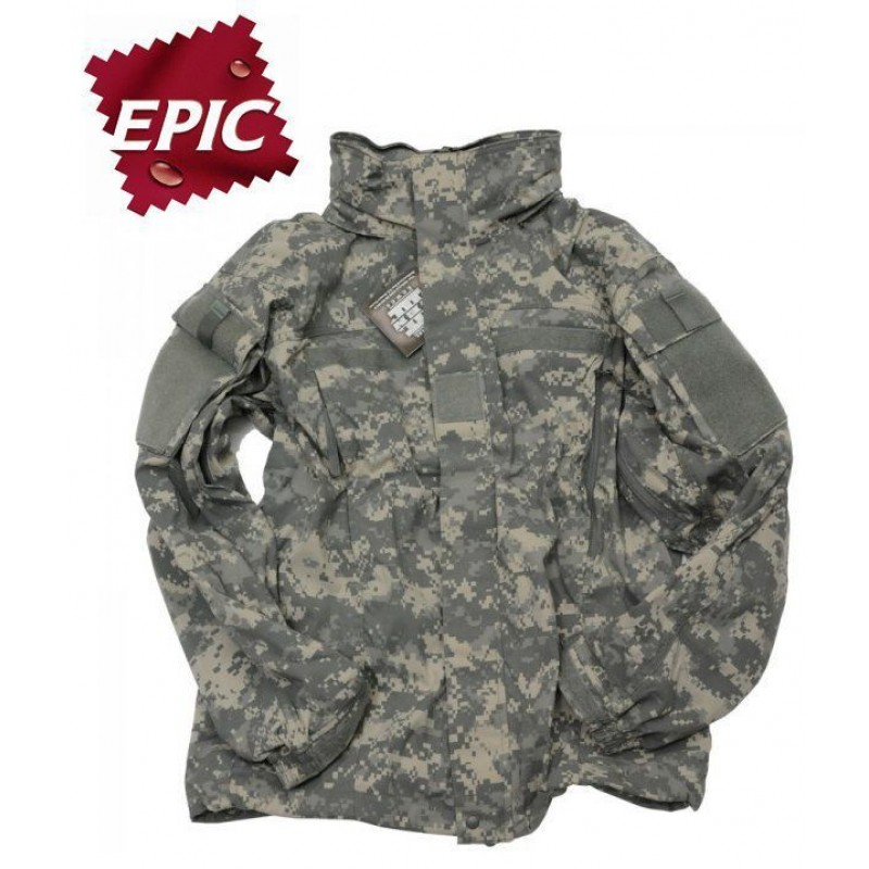Куртка GEN III ECWCS Level 5  Soft Shell V - ACU pat