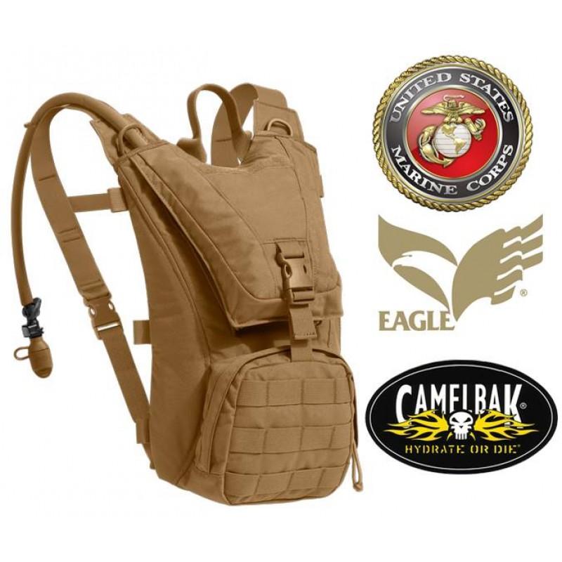 Гидратор корпуса морской пехоты США Eagle USMC FILBE Hydration Pack Camelbak