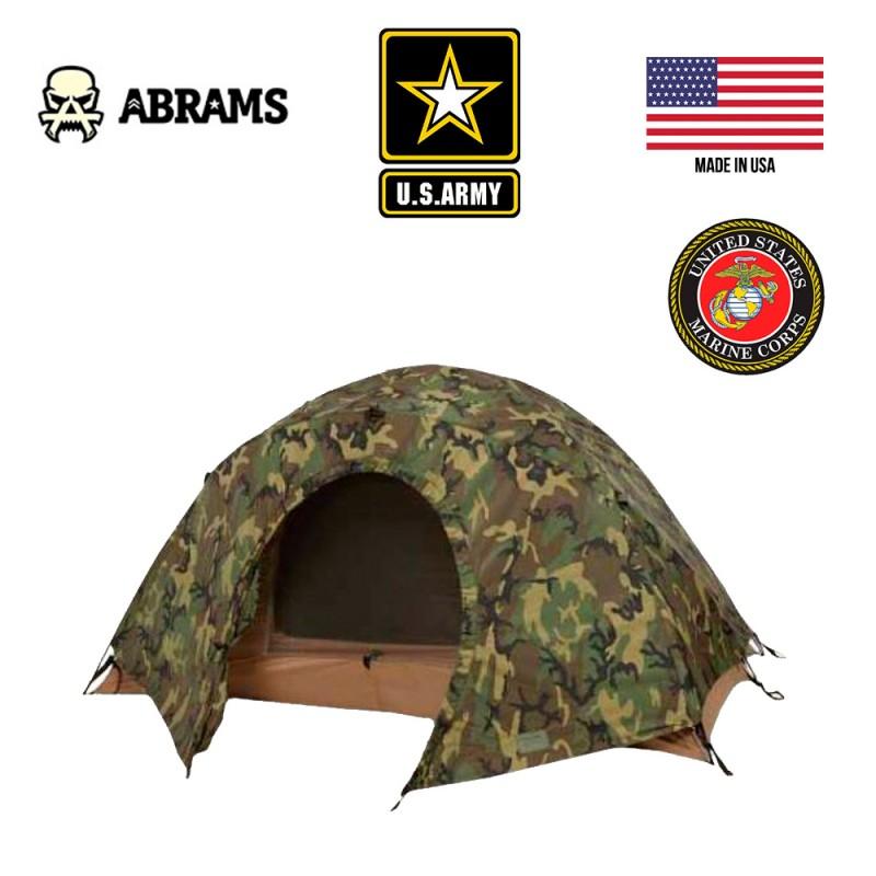 Палатка US Marine Corps Combat Tent (2х местная)  Diamond Brand