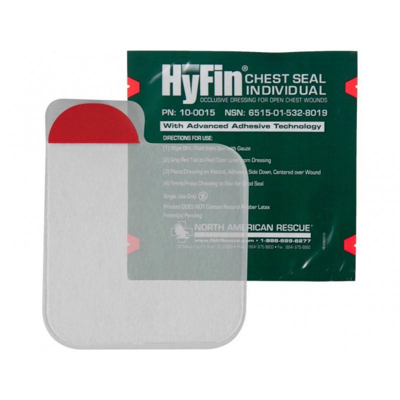 Пленка для герметизации грудной клетки NAR HyFin Chest Seal