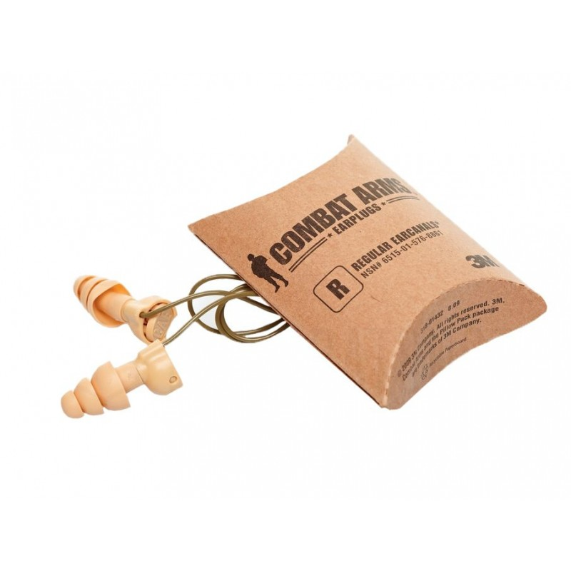 Беруши военные 3M Single-Ended Combat Arms Ear Plugs