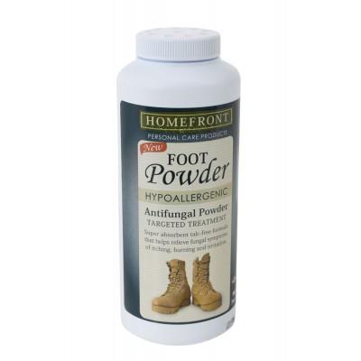 Антигрибковая присыпка для ног Homefront Military Antifungal Foot Powder