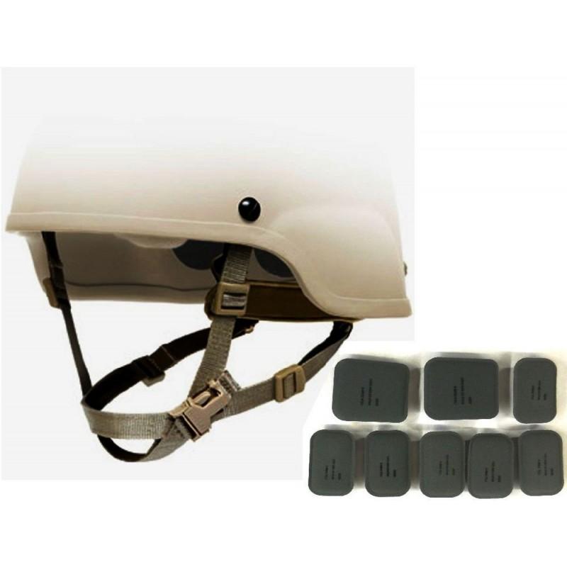 Подвесная система Ops-Core ACH Head-Loc H-Nape и оригинальные подушки в каску