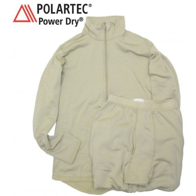 Термобелье Polartec GEN III USMC ECWCS Level 2 Tan комплект
