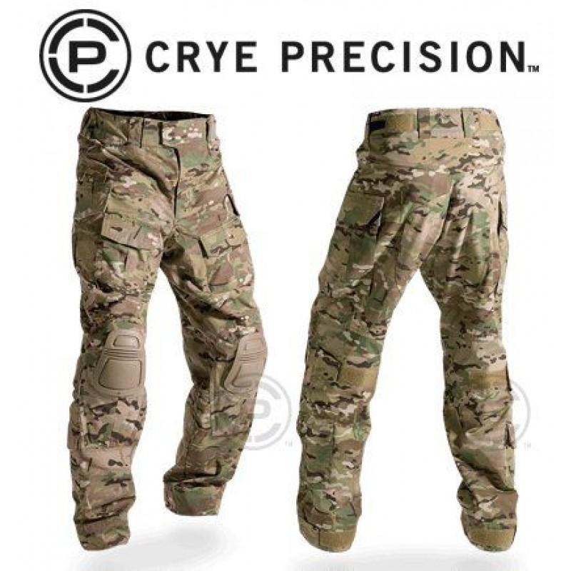 Штаны Crye Precision G3 Combat Pants - Multicam
