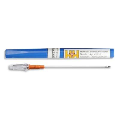Иглы для декомпрессии при пневмотораксе H&H