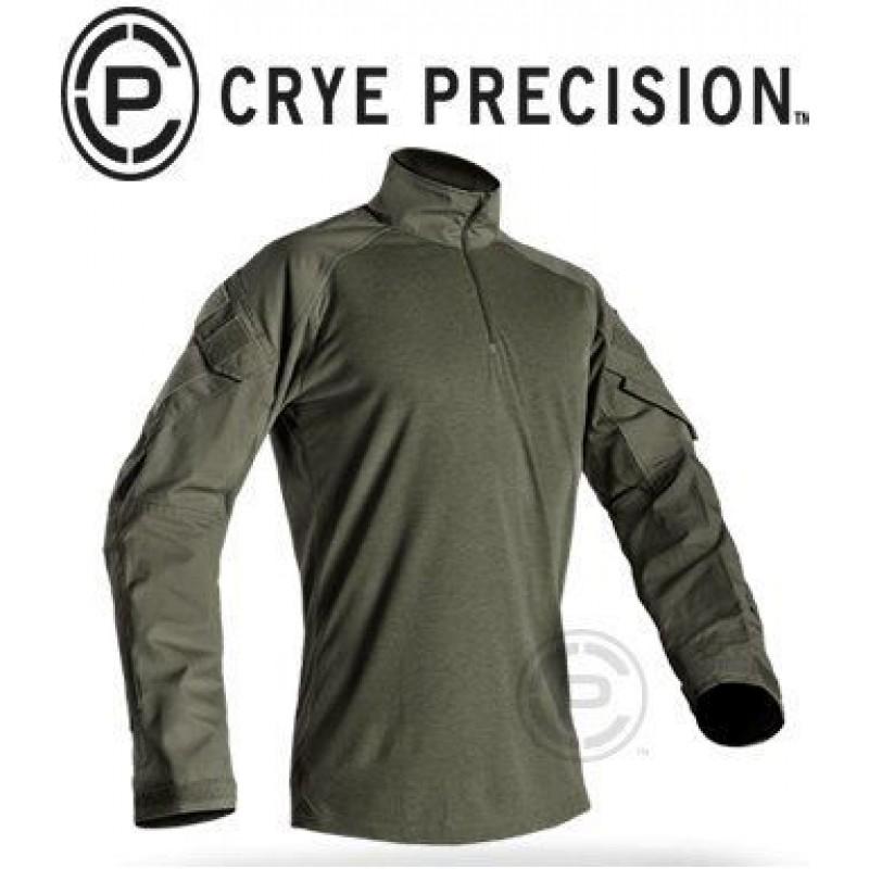 Боевая рубашка Crye Precision G3 Combat Shirt - Ranger Green, размер LL.