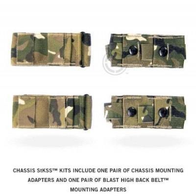Переходная вставка для жилета Crye Precision Chassis StKSS Adapter
