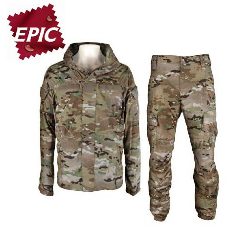 Комплект куртка + штаны Gen III Level 5 ECWCS Softshell - Multicam (складского хранения)