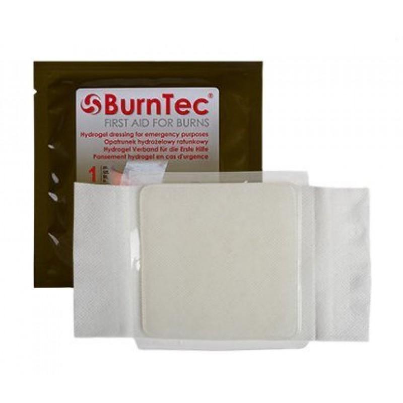 Противоожоговая гидрогелевая повязка BurnTec 10 х 10 см