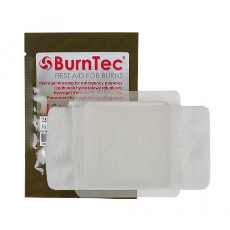 Противоожоговая гидрогелевая повязка BurnTec 6 х 12 см