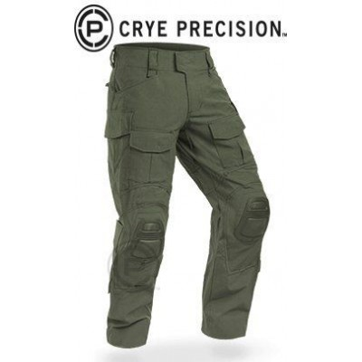 Штаны Crye Precision G3 All Weather Combat Pants - Ranger Green