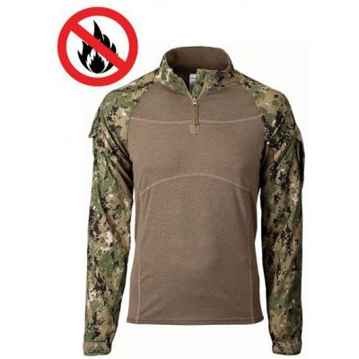 Боевая рубашка огнестойкая New Balance NWUIII AOR2 FR, размер М