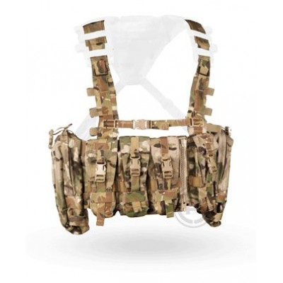 Разгрузочный жилет Crye Precision AVS Detachable Chest Rig