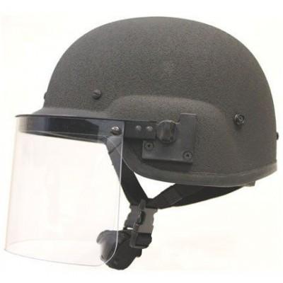 Каска кевларовая (шлем боевой) Gentex PASGT SWAT IIIA (бу)
