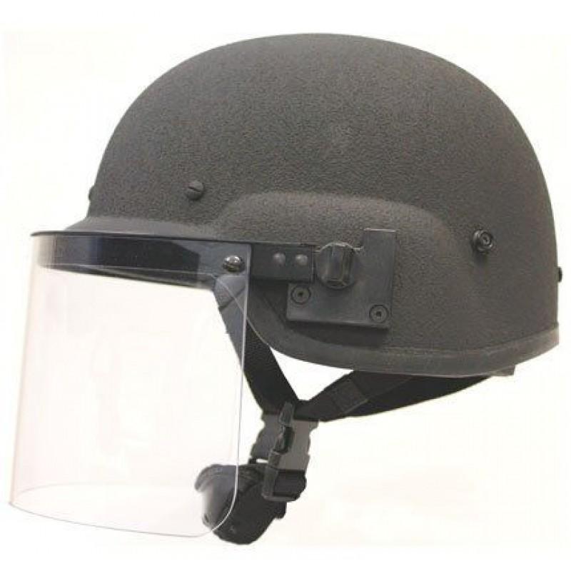 Каска кевларовая (шлем боевой) Gentex PASGT SWAT IIIA