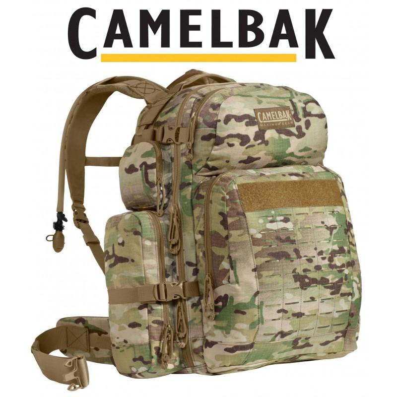 Рюкзак с гидратором Camelbak B.F.M. - Multicam 46 литров