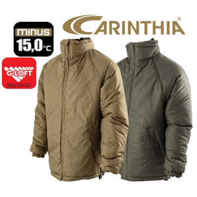 Куртка зимняя двусторонняя Carinthia G-Loft Reversible Jacket - Sand Olive