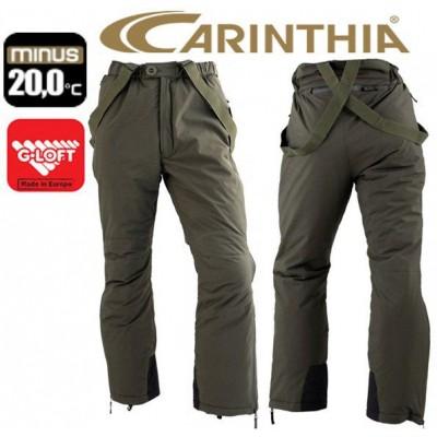 Штаны утепленные Carinthia HIG 2.0 Olive