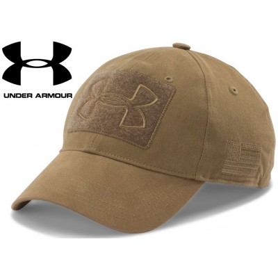 Кепка Under Armour UA Tactical Patch Cap - Coyote Brown