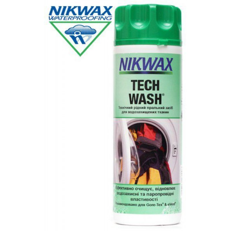 Средство для стирки мембран Nikwax Tech Wash 300 ml