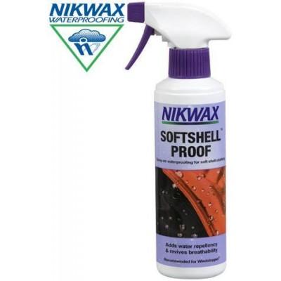 Пропитка-спрей для материалов софтшелл Nikwax Softshell Proof Spray-On 300 ml