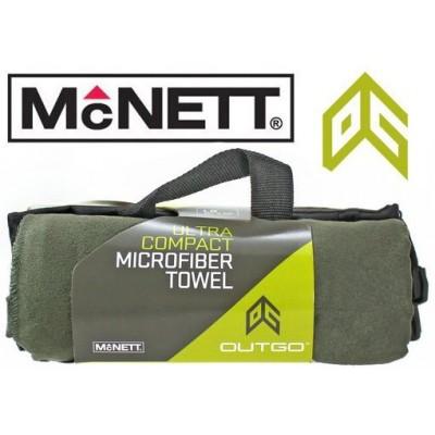 Полотенце McNett Out&Go Ultra Compact Microfiber Towel L - Moss