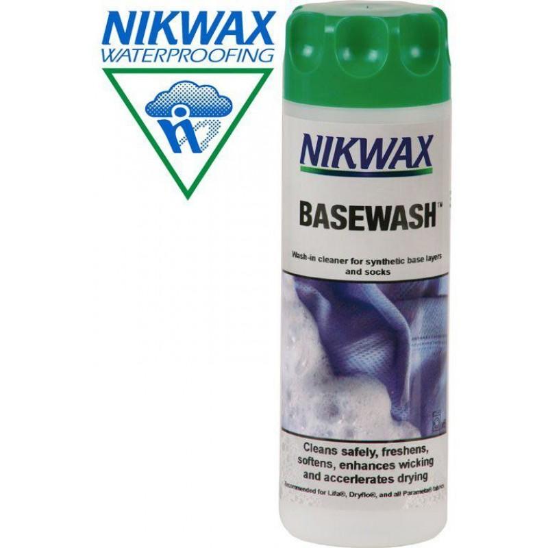 Средство для стирки термобелья Nikwax Basewash 300 ml