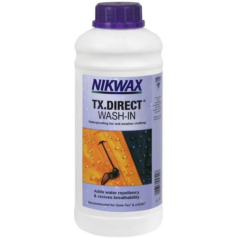 Пропитка для мембран Nikwax TX.Direct Wash-In 1L